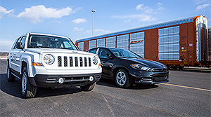 BNSF welcomes Fiat Chrysler Automobiles