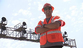 BNSF in Action: Gabe Chavez, Signal Maintainer