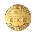 Best for Vets Employers for 2012